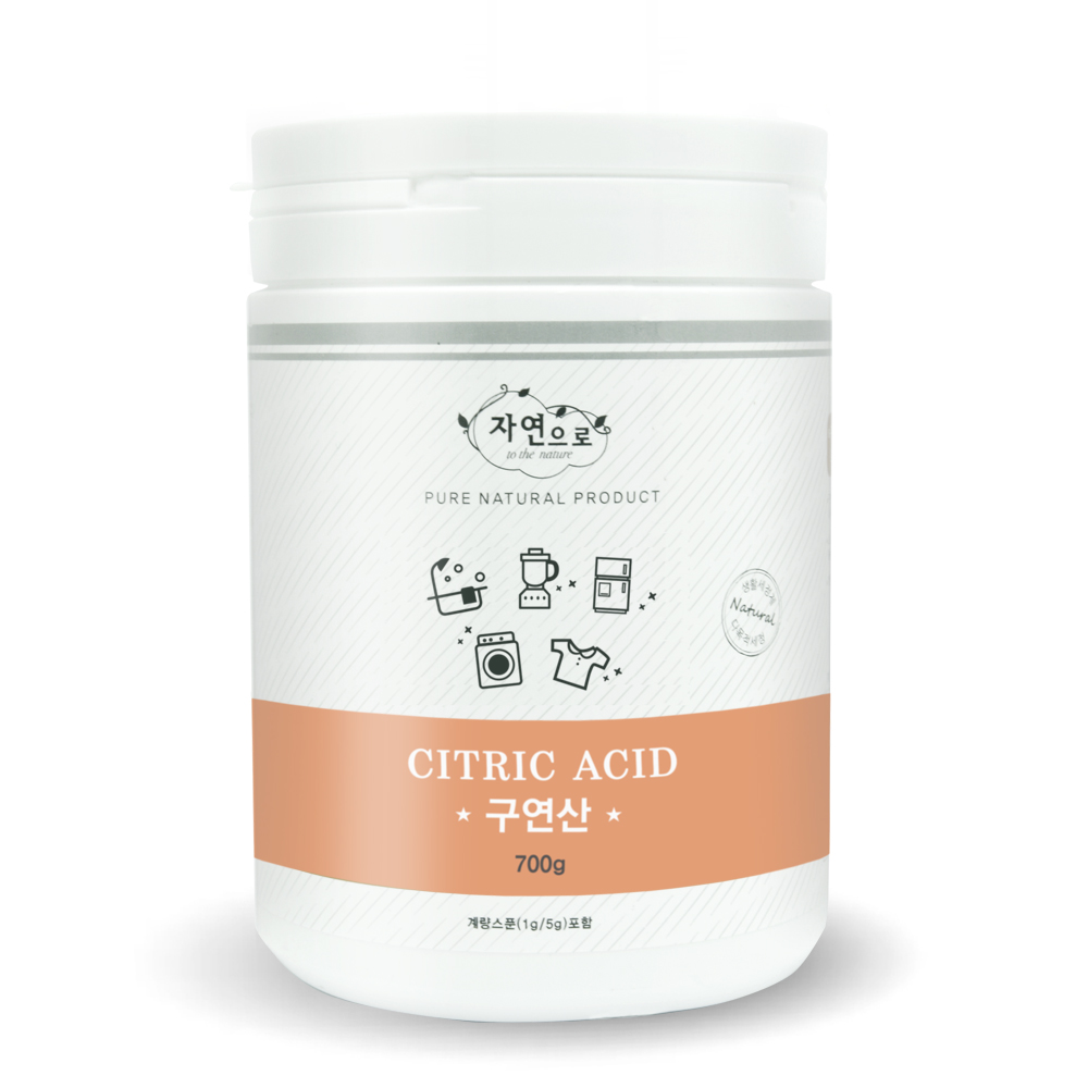 [친환경세제] 자연으로 구연산 700ml